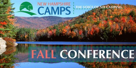 2019 NHCamps Fall Conference tickets