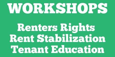 Rental Education Workshop tickets