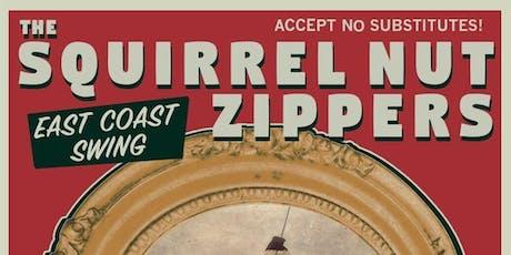 Squirrel Nut Zippers: Holiday Caravan Tour