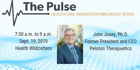 The Pulse Breakfast- Peloton: Building Value in the Dallas Biotech Environment  tickets