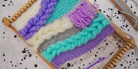 Weaving Workshop tickets