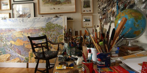 Open Studio Afternoons at The Foster