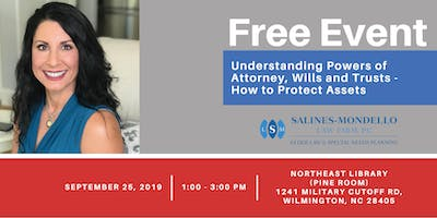 Free Event on September 25 - Learn How to Protect Your Assets