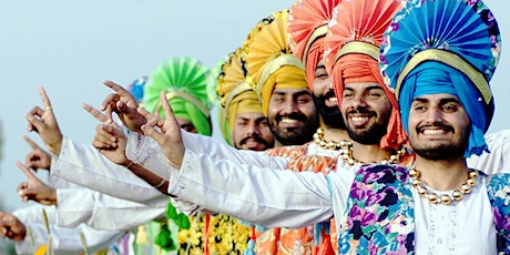 Learn Bhangra Dance Steps in-person tickets