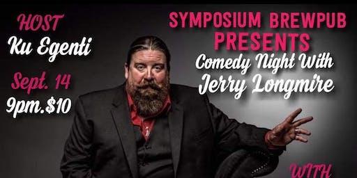 Comedy Night At Symposium Brew Pub