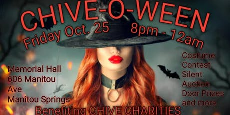 COSprings Chive Presents CHIVE-O-WEEN tickets