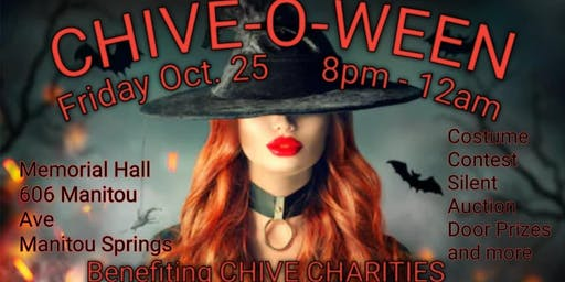 COSprings Chive Presents CHIVE-O-WEEN