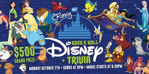 Rock & Roll Disney & Trivia