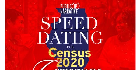 Speed Dating for Census 2020 tickets