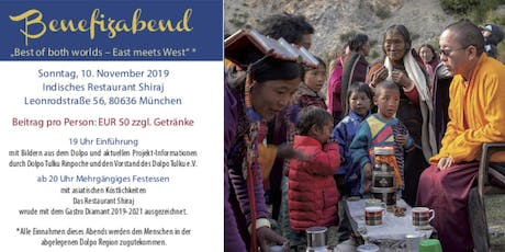 """Benefizabend """"Best of both worlds – East meets West"""" Tickets"""