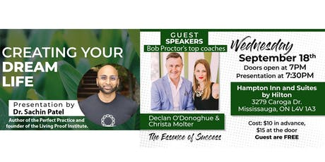 Organo Official Toronto Hotel Meeting! tickets