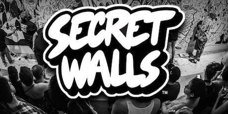 SECRET WALLS VANCOUVER tickets