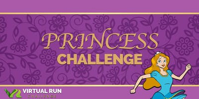 2019 VRC Kids Princess Virtual 1 Mile Challenge - New York