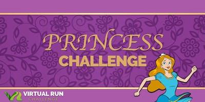 2019 VRC Kids Princess Virtual 1 Mile Challenge - New York