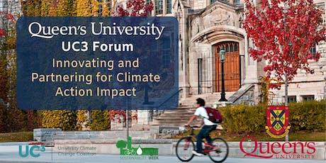 Queen's University UC3 Forum tickets