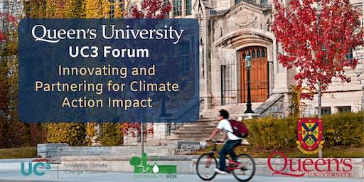 Queen's University UC3 Forum