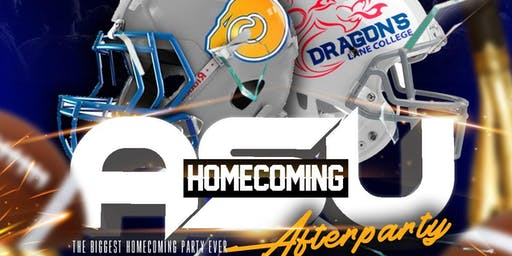 Albany State Official Homecoming AfterParty (Weekend Package)