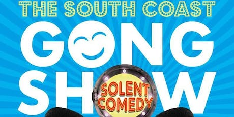 The South Coast Gong Show tickets