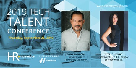 2019 Tech Talent Conference tickets