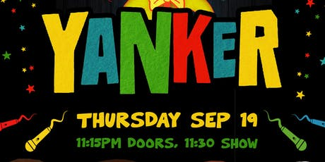 Pack Pitch: Yanker! tickets