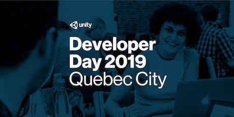 Journée des développeurs de Unity 2019 : Québec billets
