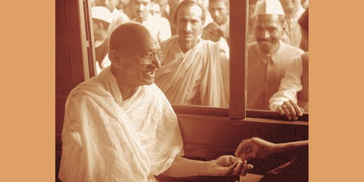 """Filmosofía: """"Gandhi: Una vida ejemplar"""""""