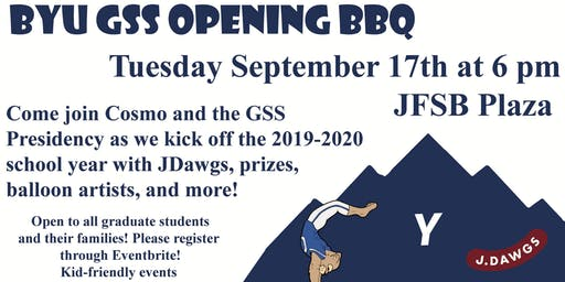 GSS Opening Barbecue
