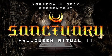 ᵀᴴᴱ Sanctuary | Halloween Ritual II billets
