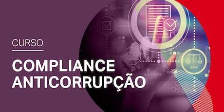 COMPLIANCE ANTICORRUPÇÃO  - EM BRASÍLIA ingressos