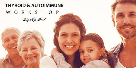 Thyroid & Autoimmune Options Workshop tickets