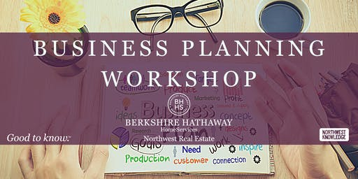 Business Planning Workshop - Seattle & Burien