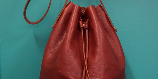 Make a Leather Bag in a Day 22nd January