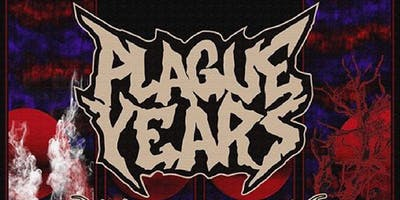 PLAGUE YEARS  • Frozen Soul • Steel Bearing Hand • Kombat