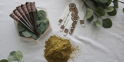 UB Henna Co: Henna Workshop