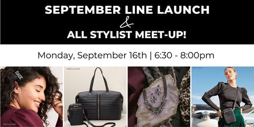September Collection Debut + All Stylist Mingle