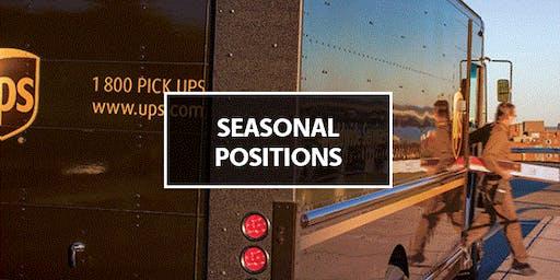 UPS Milwaukee Seasonal FT/PT JOB FAIR