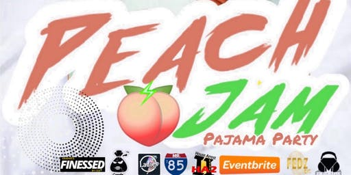 Peach Jam⚡️Pajama Party