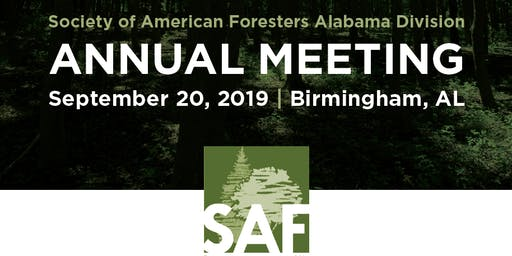 2019 Alabama Division SAF Annual Meeting