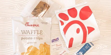 Sept/Oct. Purchase/Pre-Order Food for the Chick-fil-A Backstage Tour tickets