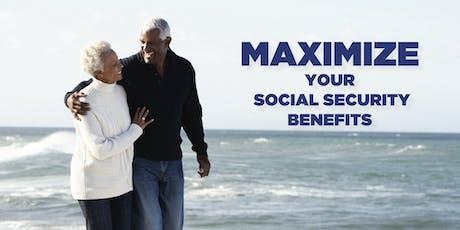 Social Security Seminar tickets