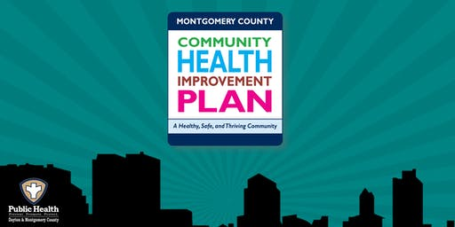 Community Health Improvement Plan - Community Partner Meeting