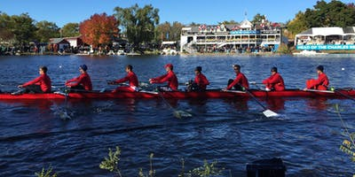 High School Learn to Row Day at SDRC
