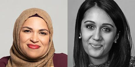 Sonya Lalli and Uzma Jalaluddin in Conversation tickets