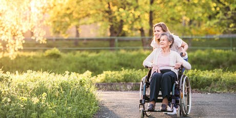 Living With Dementia: Person-Centered Care tickets