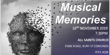 Musical Memories tickets