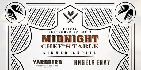 Midnight Chef's Dinner Series feat. Angels Envy tickets