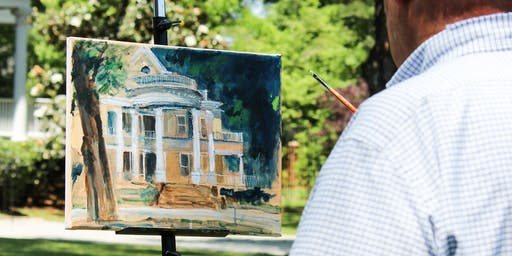 Newberry Arts Center Fall Plein Air Event