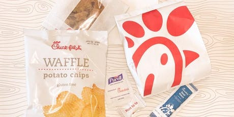 Nov./Dec. Purchase/Pre-Order Food for the Chick-fil-A Backstage Tour tickets