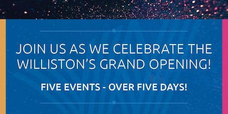 Williston Grand Opening  tickets