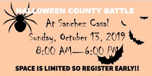 Halloween County Battle